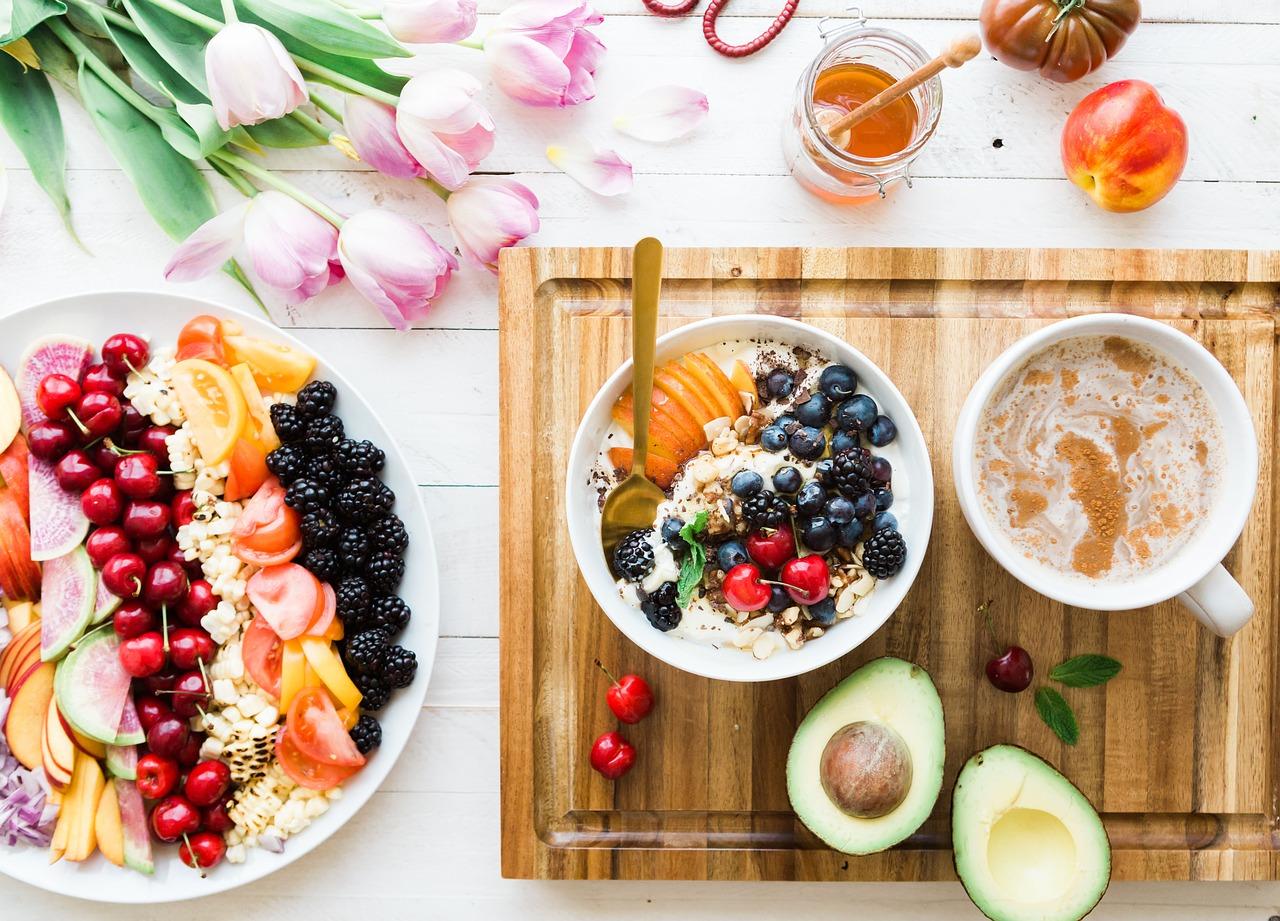 Parler de la nourriture sans grossir